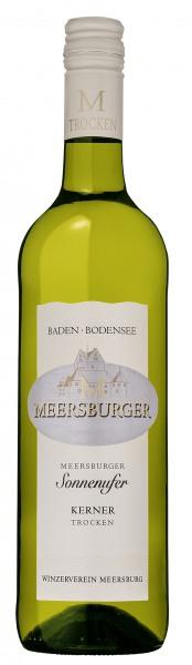 2017 Meersburger Sonnenufer Kerner Qualitätswein, trocken