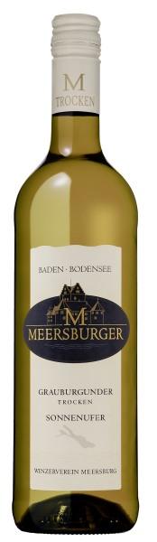 2017 Meersburger Sonnenufer Grauer Burgunder Qualitätswein trocken