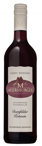 2015 Sängerhalde Dornfelder Qualitätswein lieblich