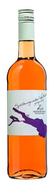 2019 Meersburger Sängerhalde Spätburgunder Weißherbst Qualitätswein feinfruchtig