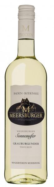 2016 Meersburger Sonnenufer Grauer Burgunder Qualitätswein trocken