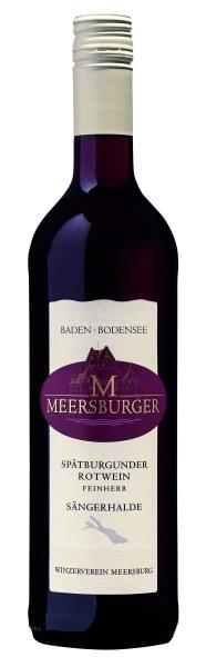 2017 Meersburger Sängerhalde Spätburgunder Rotwein Qualitätswein feinherb