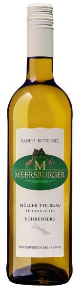 2018 Meersburger Fohrenberg Müller-Thurgau Qualitätswein feinfruchtig