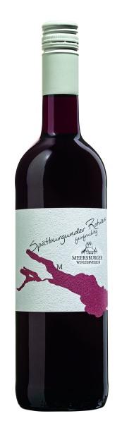 2019 Meersburger Sängerhalde Spätburgunder Rotwein Qualitätswein feinfruchtig