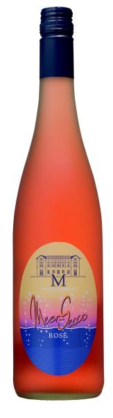 Secco Rosé Perlwein trocken