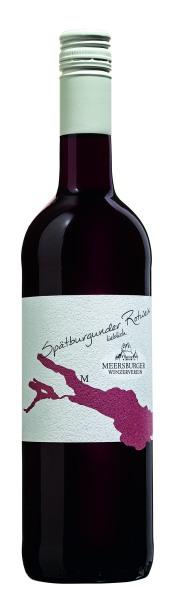 2019 Meersburger Spätburgunder Rotwein Qualitätswein lieblich