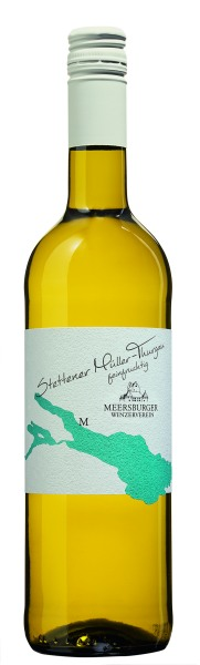 2019 Stettener Sängerhalde Müller-Thurgau Qualitätswein feinfruchtig