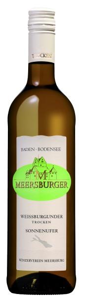2018 Meersburger Sonnenufer Weißer Burgunder Qualitätswein trocken