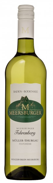 2016 Meersburger Fohrenberg Müller-Thurgau Qualitätswein feinherb