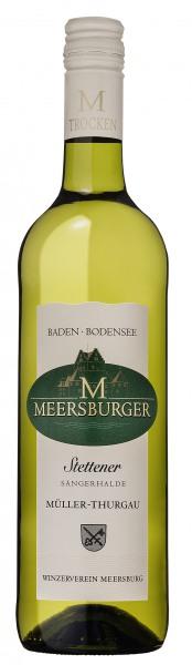 2017 Stettener Sängerhalde Müller-Thurgau Qualitätswein feinherb
