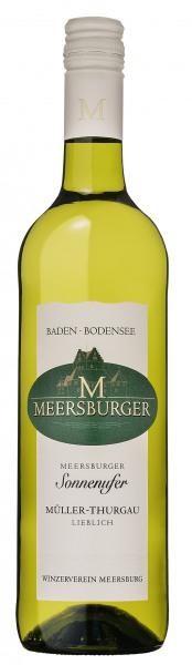 2016 Meersburger Sonnenufer Müller Thurgau Qualitätswein lieblich