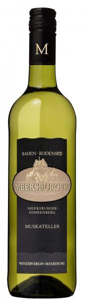 2018 Meersburger Fohrenberg Muskateller Qualitätswein lieblich