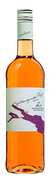 2019 Meersburger Sonnenufer Spätburgunder Rosé Qualitätswein trocken