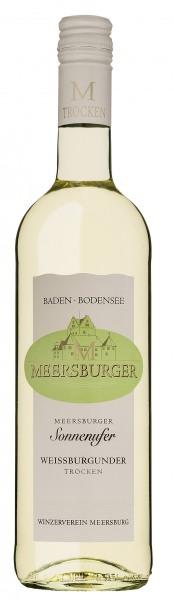 2016 Meersburger Sonnenufer Weißer Burgunder Qualitätswein trocken