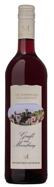2016 Gruß aus Meersburg Sonnenufer Qualitätswein. trocken