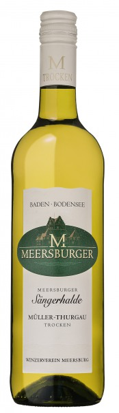2016 Meersburger Sängerhalde, Qualitätswein trocken