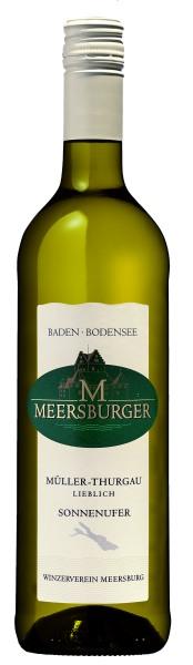 2017 Meersburger Sonnenufer Müller Thurgau Qualitätswein lieblich