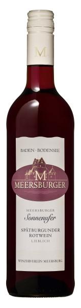 2016 Meersburger Spätburgunder Rotwein Qualitätswein lieblich
