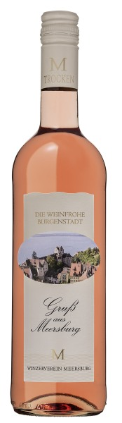 2017 Gruß aus Meersburg Meersbugrer Sonnenufer Qualitätswein,trocken